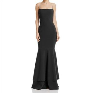 NWT Likely Aurora Gown in Black Size: 14.